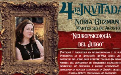 Neuropsicología del Juego con Núria Guzmán